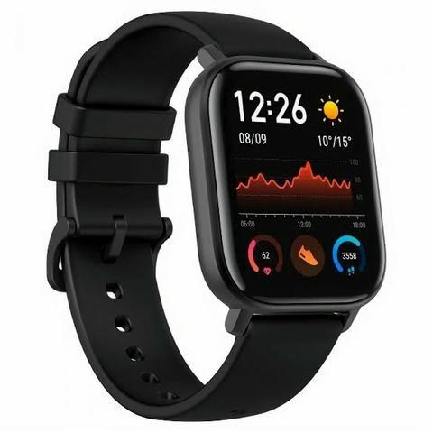 Relógio Inteligente Xiaomi Amazfit GTS Smartwatch Amoled Global