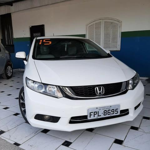 Honda Civic 2.0 carro lindo - Foto 2