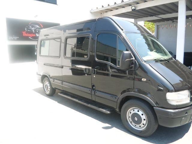 Master Bus 2.5 08 16 lugares Diesel Periciada. Entrada R$8.740,00+48x 1.125,43 - Foto 2