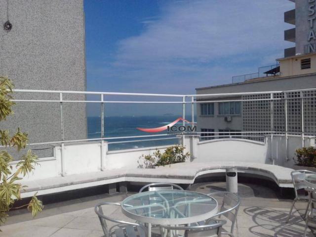 Apartamento residencial para venda e locação, Copacabana, Rio de Janeiro - AP3124. - Foto 2