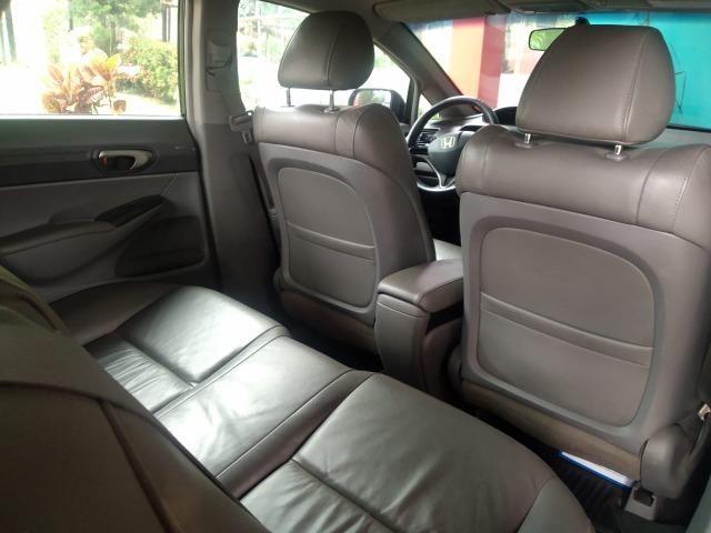 '' Lindo Honda Civic Lxs 1.8 Automático Flex 2009/2010 completo '' - Foto 9