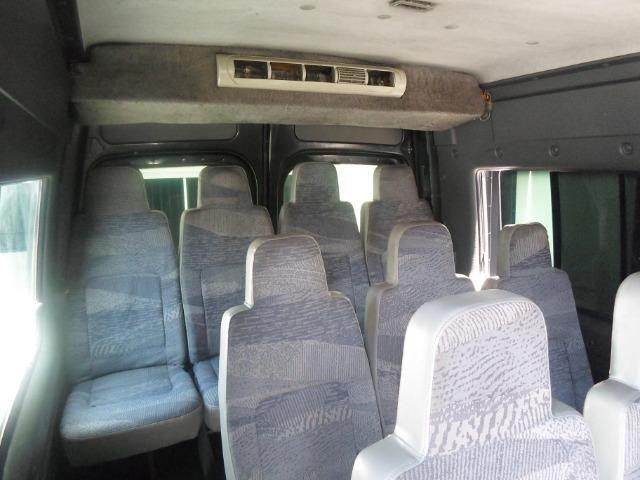 Master Bus 2.5 08 16 lugares Diesel Periciada. Entrada R$8.740,00+48x 1.125,43 - Foto 8