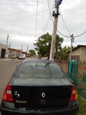 Vendo carro clio - Foto 7