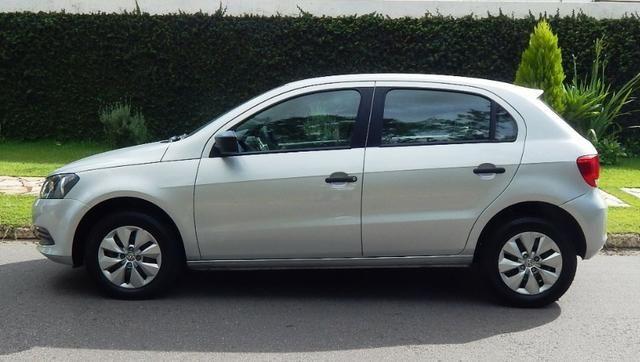 Volkswagen Gol City 1.0 2014 com Ar Condicionado e Direção Hidráulica Muito Conservado!!! - Foto 8