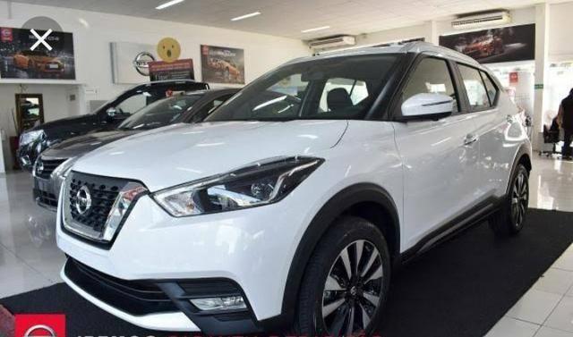 Nissan Kicks SL Pack 1.6 Cvt Xtronic 2020/2020 0km top + Taxa Selic* em 36 meses !!!