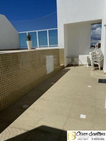 Cobertura 3/4 com piscina - Jardim Aeroporto - Lauro de Freitas - Foto 17
