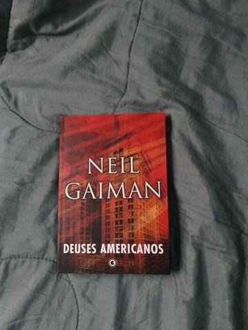 Livro Deuses Americanos (NOVO) - Foto 3