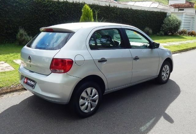 Volkswagen Gol City 1.0 2014 com Ar Condicionado e Direção Hidráulica Muito Conservado!!! - Foto 3