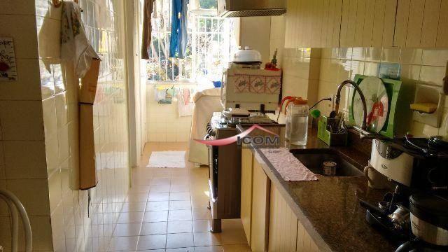 Apartamento residencial à venda, Cosme Velho, Rio de Janeiro - AP0655. - Foto 10