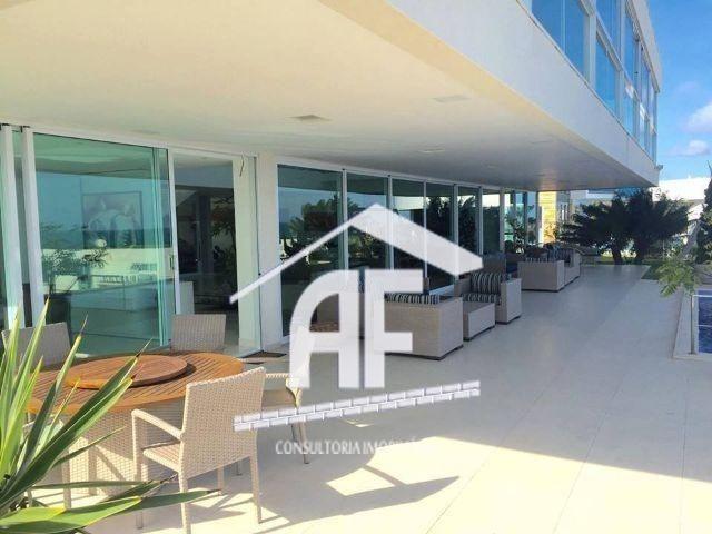 Mansão de luxo condomínio em Jacarecica - Com 5/4 todos suítes, Ótima oportunidade - Foto 3