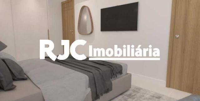 Apartamento à venda com 2 dormitórios em Glória, Rio de janeiro cod:MBAP24787 - Foto 5