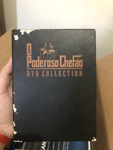 Dvd O Poderoso Chefão- DVD Collection