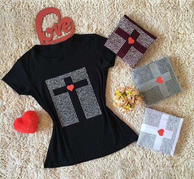 Camisetas T shirts - Foto 3