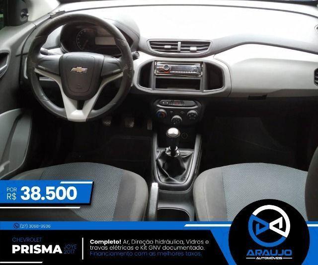 Prisma Sedan Joye + Kit-GNV Documentado - Foto 4