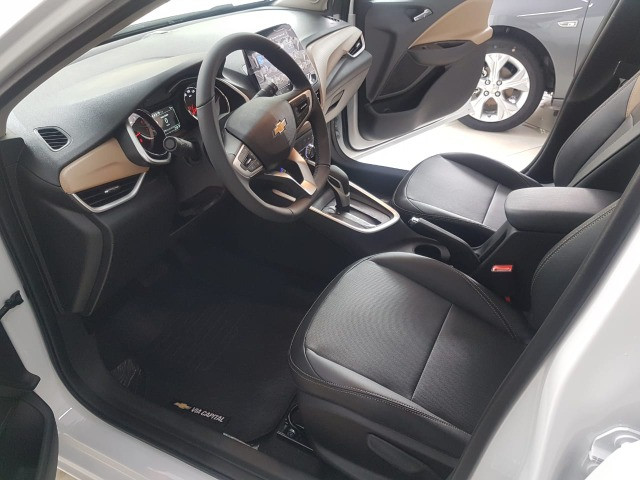 Onix premier 2 aut 1.0 turbo 0km 2021 somente pedido - Foto 8