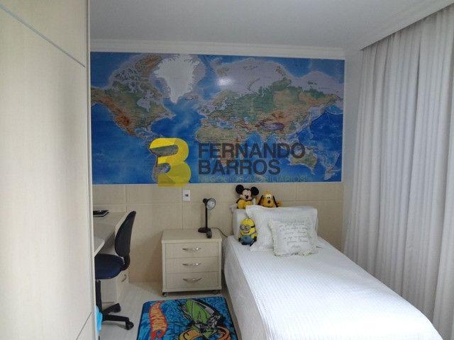 Lindo Ed Green City com 145,00m2 útil, inteiro mobiliado, perto da Av. Paraná, 2 vagas - Foto 9