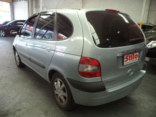 Scenic Expression 2.0 Gasolina Automático 2006 Prata Confira - Foto 3