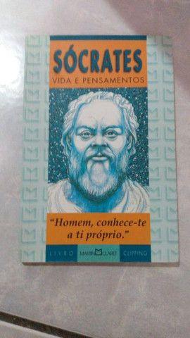 Livro - Sócrates - vida e pensamento