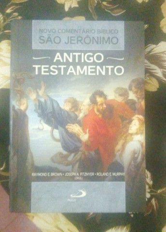 Cometários Bíblicos do Velho e Novo Testamento