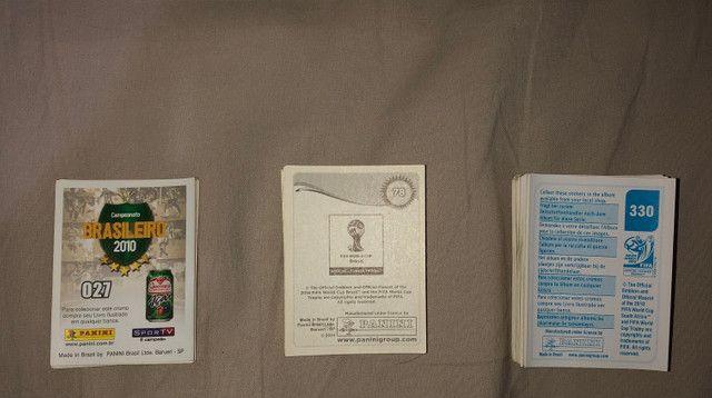Vendo Figurinhas das Copas 2010 e 2014 e Campeonato Brasileiro 2010 - Foto 2