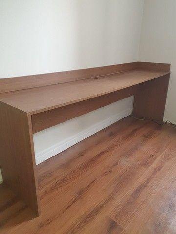 Mesa escritório  2 metros - Foto 3