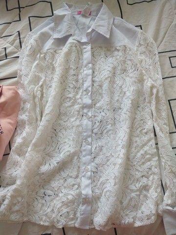 Blusas novas variadas  - Foto 4
