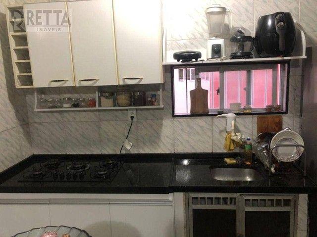 Apartamento com 3 dormitórios à venda, 70 m² por R$ 200.000,00 - Vila União - Fortaleza/CE - Foto 12
