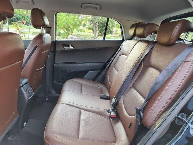 Hyundai creta prestige 2.0 flex aut (59.000km) ano 2018 - Foto 17