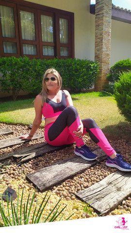 Conjunto Calça Fitness - Foto 3