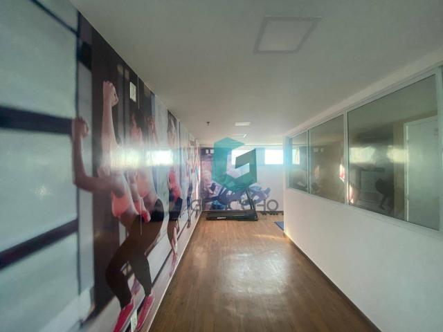 Apartamento Jacarecanga, com 2 dormitórios à venda, 53 m² por R$ 341.000 - Fortaleza/CE - Foto 4