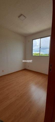 Apartamento novo no condomínio Chapada da Serra - Foto 4