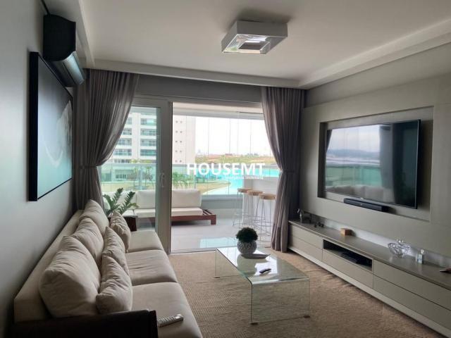 Condomínio Residencial Brasil Beach Com 3 quartos