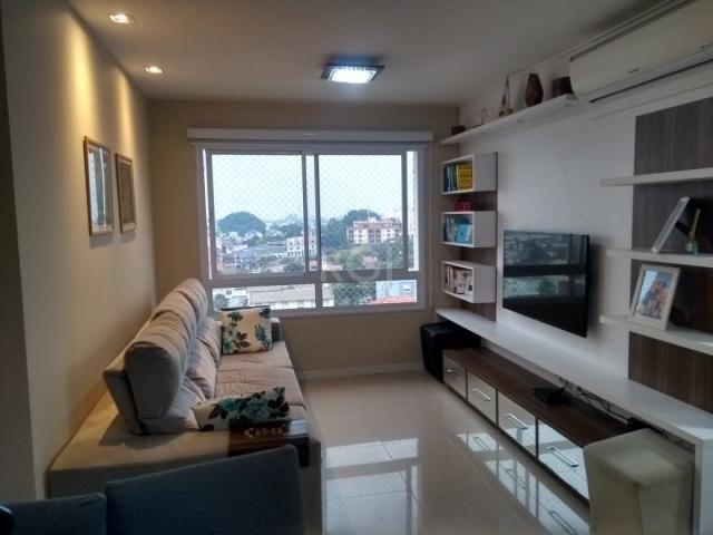 Apartamento à venda com 2 dormitórios em Jardim lindóia, Porto alegre cod:KO13949