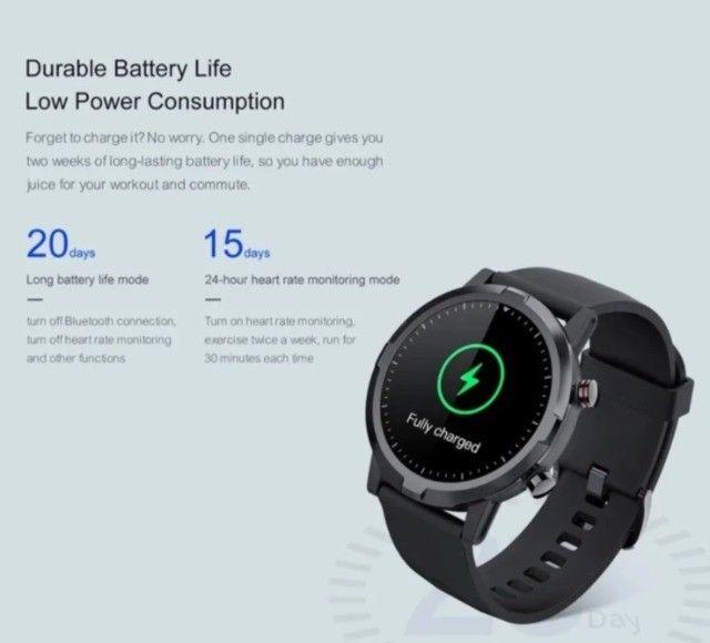 Relogio Smartwatch Xiaomi Haylou Rt Ls05s Relógio Inteligente-global - Foto 2