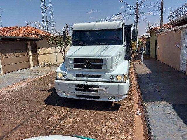 Caminhão 1620 2008