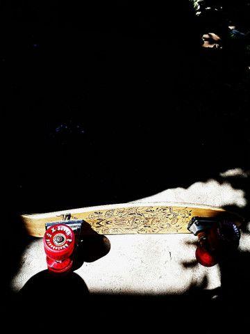 Skate Cruiser mini long  X seven Penny  - Foto 2