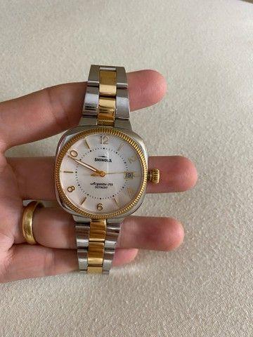 Relógio Unisex Shinola Detroit - Argonite 715 Original