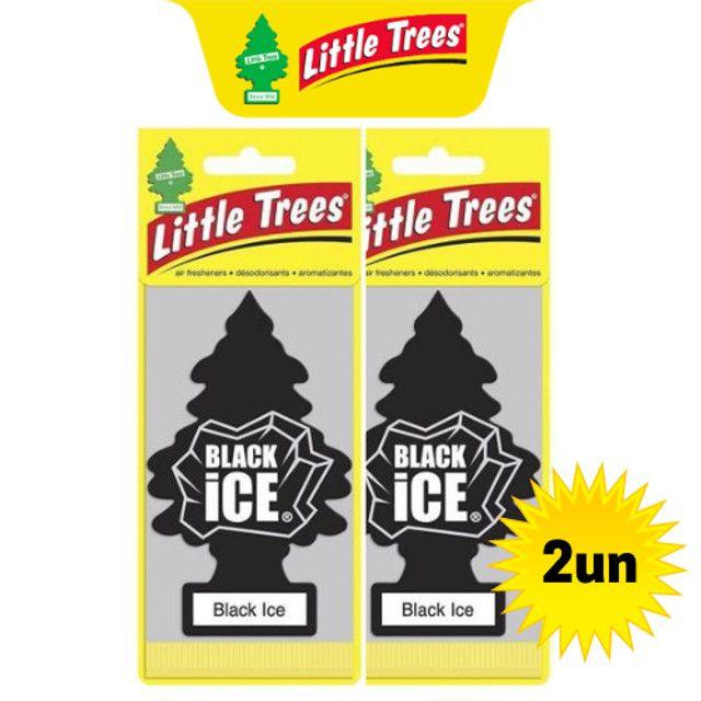 2 Little Trees - Black Ice / Cheirinho De Frescor - Original
