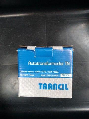 Autotransformador Trancil TN50B