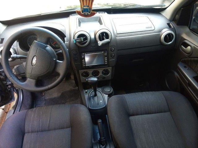 Ford * Ecosport XLT 2.0 4x2 * 2008 * Automática * I M P E C Á V E L ! ! ! - Foto 13