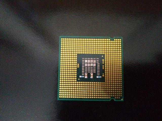 Kit processador Pentium e6700 LGA775, cooler box, memória ram 2gb ddr3 - Foto 4