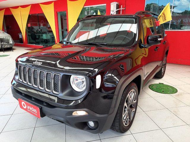 Jeep renegade longitude muito novo!!!! ipva 2021 grátis!!! - Foto 2