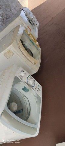Máquina de lavar REVISADA tudo ok a pronta entrega