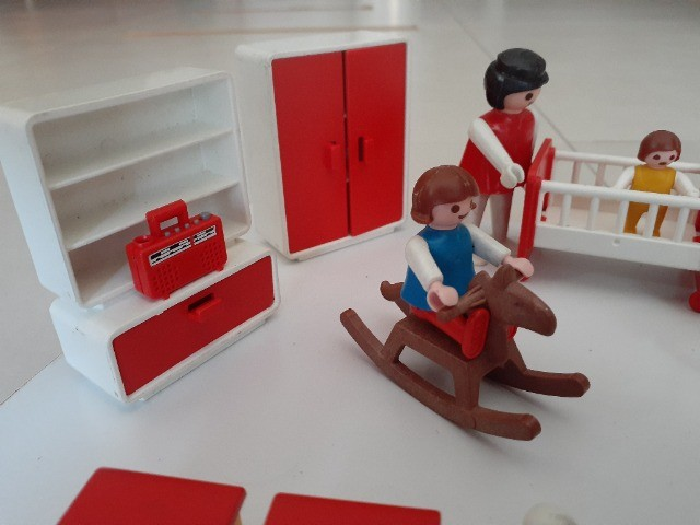 Playmobil quarto de hospital e quarto - Foto 5