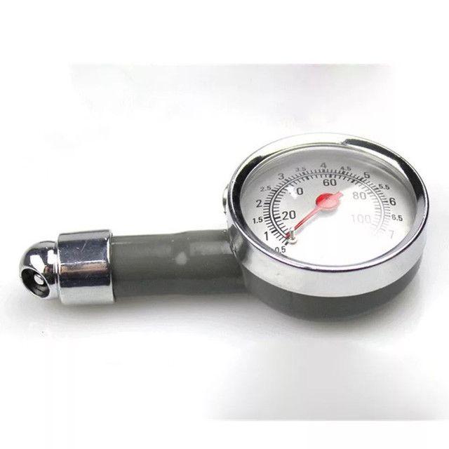Medidor de Pressão de Pneus Para Carro/moto/bicicleta - Foto 5
