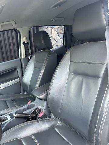 Ford Ranger 3.2 Limited Turbo diesel 4x4 Automática 2015 / Aceito trocas financio 60x - Foto 11