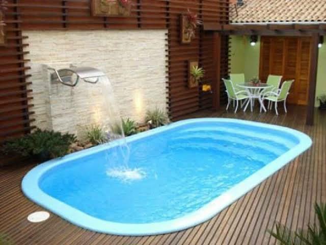Instalamos piscina e Montamos Deck  - Foto 3
