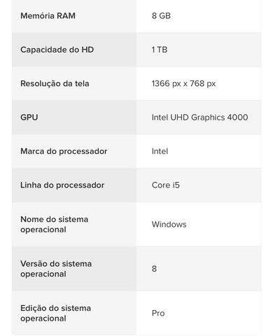 Samsung Notebook 270e5g - Foto 6