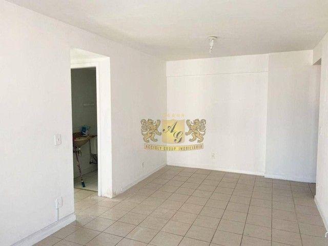 Apartamento com 2 dormitórios para alugar, 80 m² por R$ 1.500,00/mês - Santa Rosa - Niteró - Foto 5
