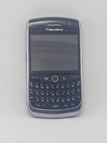 Blackberry 8900 Liga (mas Ta Sem Bateria ) Vendo Sem Garantia timbo sc - Foto 3
